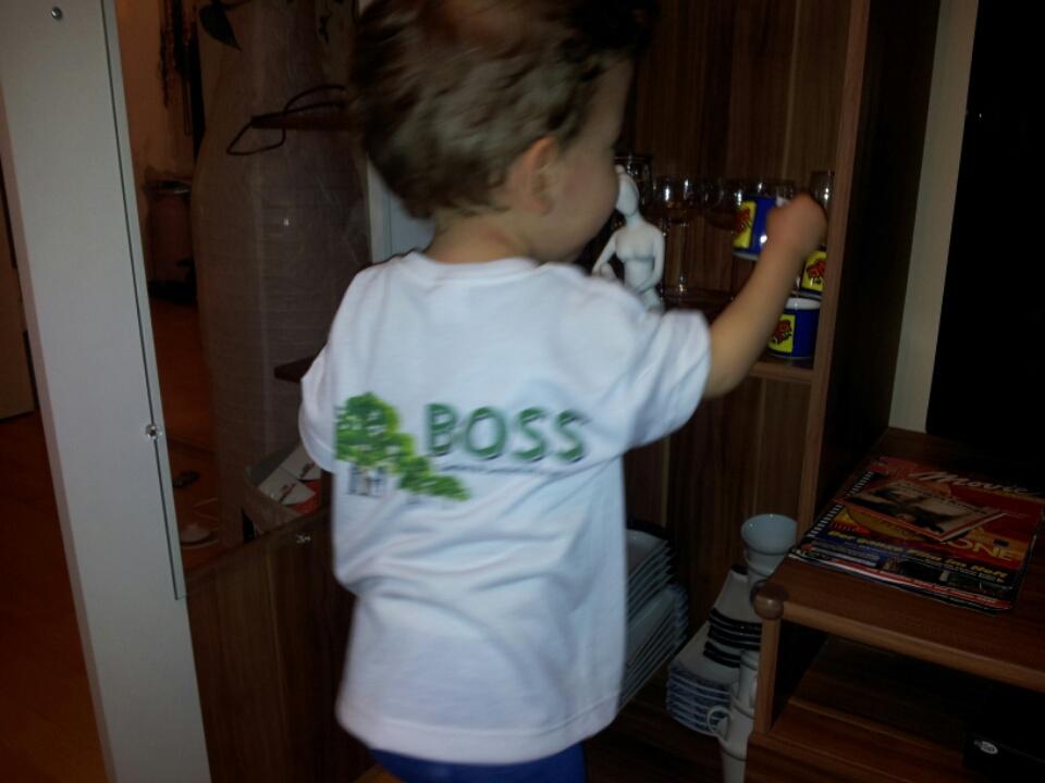 Unser Boss!